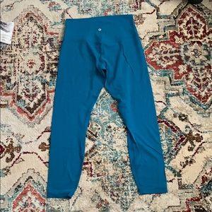 Luluemon Wunderunder leggings 8